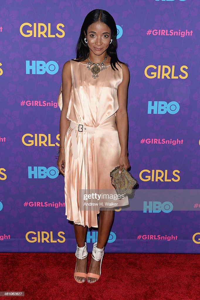 <a gi-track='captionPersonalityLinkClicked' href=/galleries/search?phrase=Genevieve+Jones&family=editorial&specificpeople=212813 ng-click='$event.stopPropagation()'>Genevieve Jones</a> attends the 'Girls' season three premiere at Jazz at Lincoln Center on January 6, 2014 in New York City.
