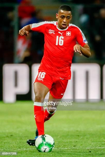 Genf Fussball WM Quali Schweiz Lettland 'Gelson Fernandes '