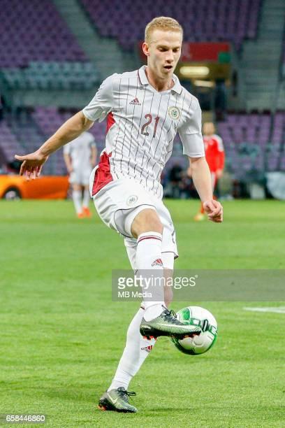 Genf Fussball WM Quali Schweiz Lettland 'Glebs Kluskins '