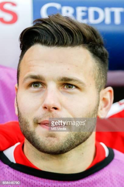 Genf Fussball WM Quali Schweiz Lettland 'Renato Steffen '