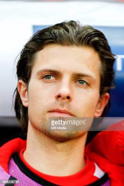 Genf Fussball WM Quali Schweiz Lettland 'r'Valentin Stocker 'r'