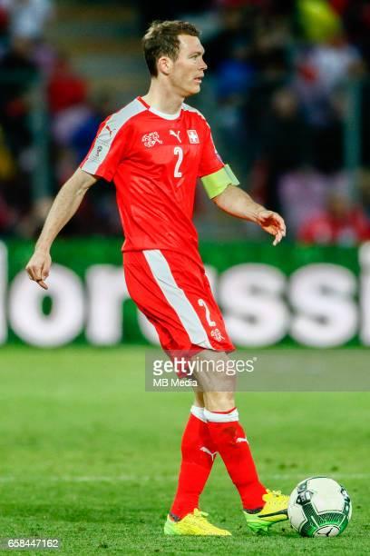 Genf Fussball WM Quali Schweiz Lettland 'Stephan Lichtsteiner '