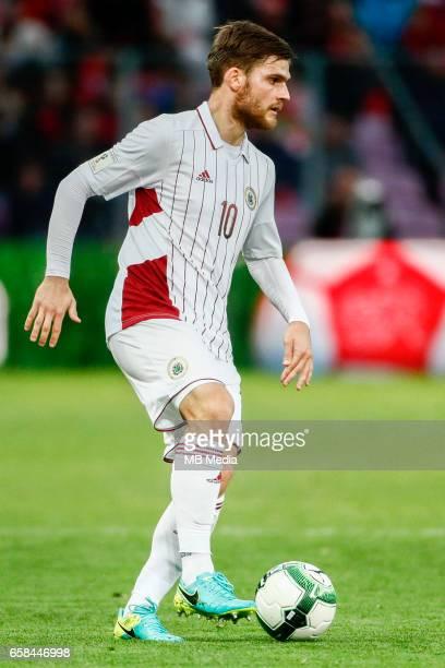 Genf Fussball WM Quali Schweiz Lettland 'Valerijs Sabala '