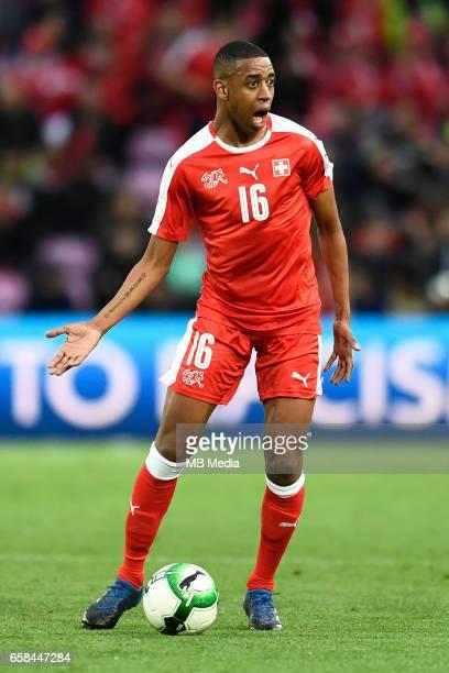 Genf Fussball WM Quali Schweiz Lettland'Gelson Fernandes '