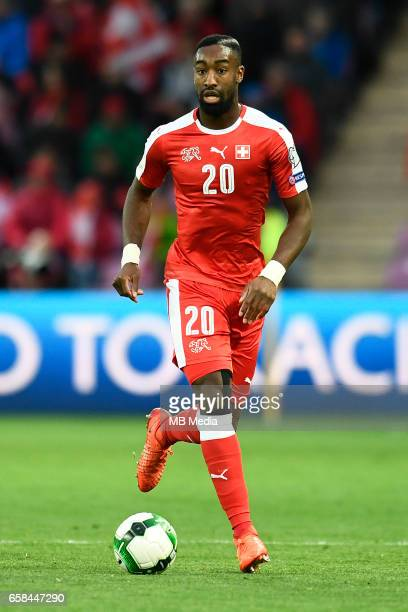 Genf Fussball WM Quali Schweiz Lettland'Johan Djourou '