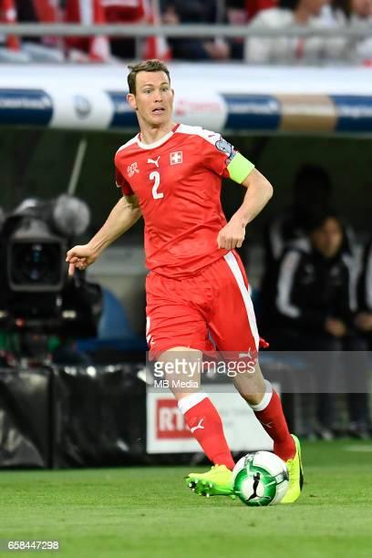 Genf Fussball WM Quali Schweiz Lettland'Stephan Lichtsteiner '