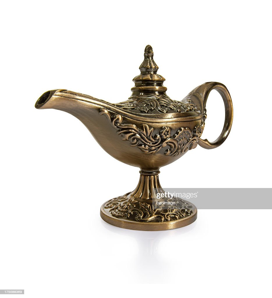 Genie lamp stock photos pictures royalty free genie - Genie Lamp Stock Photo