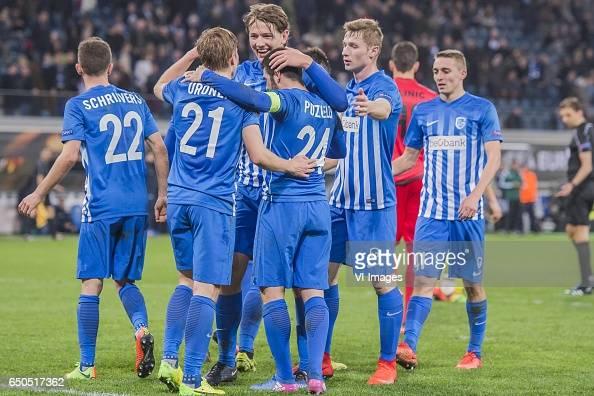 UEFA Europa League'KAA Gent v KRC Genk' : News Photo
