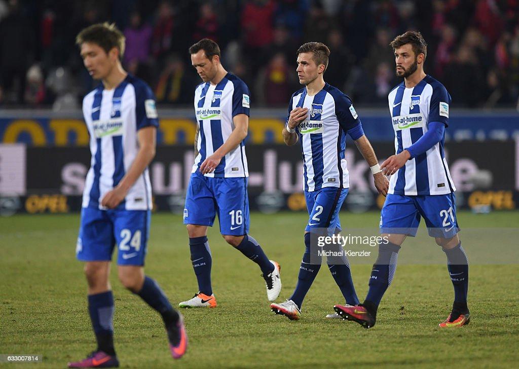 SC Freiburg v Hertha BSC - Bundesliga
