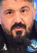 ITA: SSC Napoli Press Conference