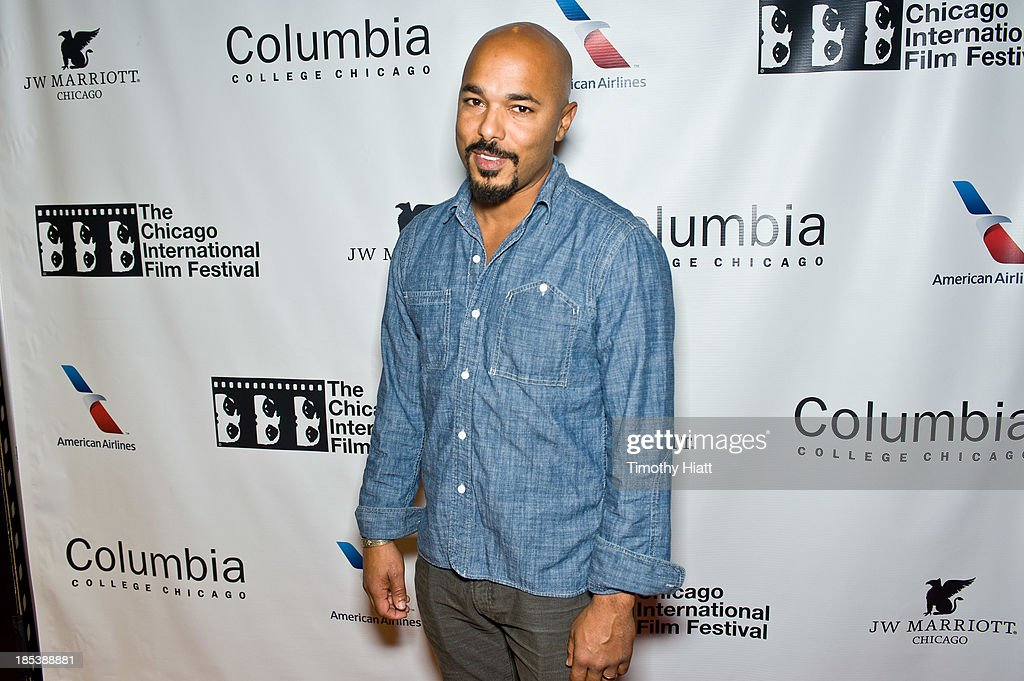 Geno Monteiro attends the 'H4' premiere at AMC River East Theater on October 19, 2013 in Chicago, Illinois.