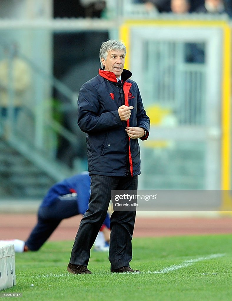 AS Livorno Calcio v Genoa CFC Serie A s and