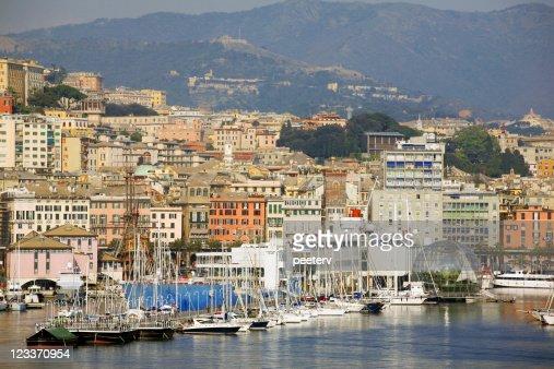 Genoa view.