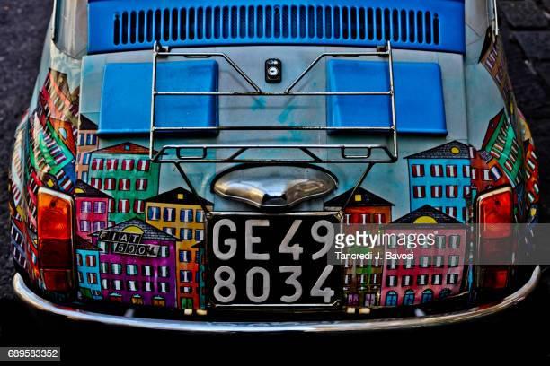 Genovese Fiat Cinquecento