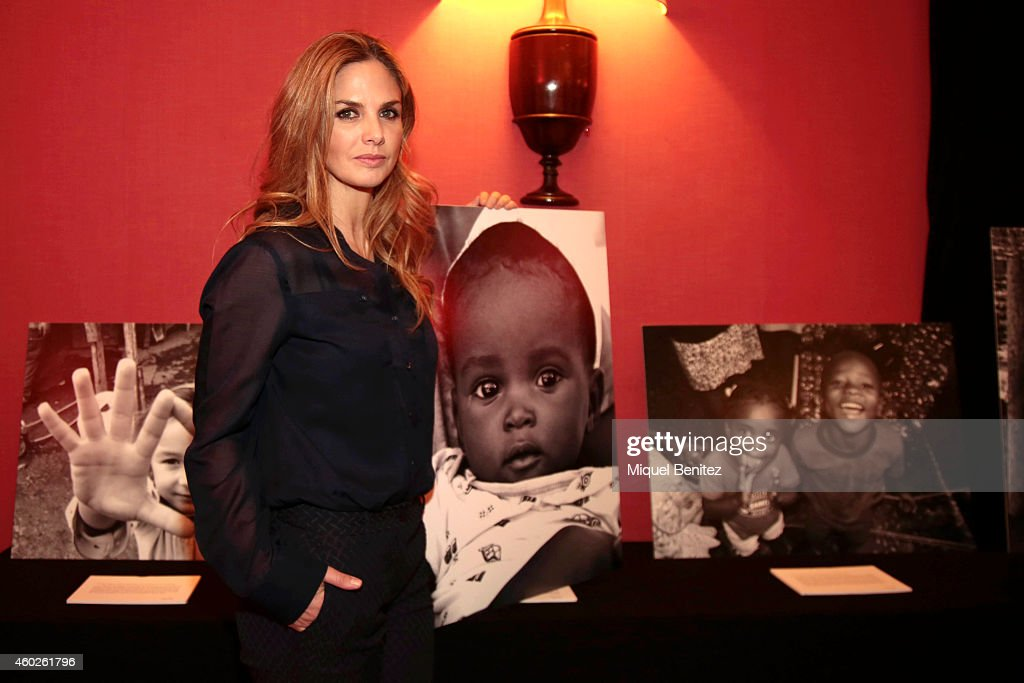 Genoveva Casanova Inaugurates Her 'No Blink' Humanitarian Photography Exhibition at the Equestrian Circle Club
