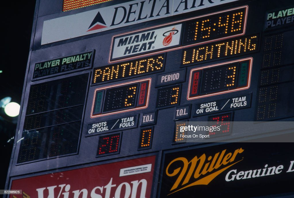 Tampa Bay Lightning v Florida Panthers Pictures Getty Images