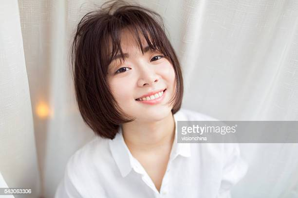 gentle chinese girl