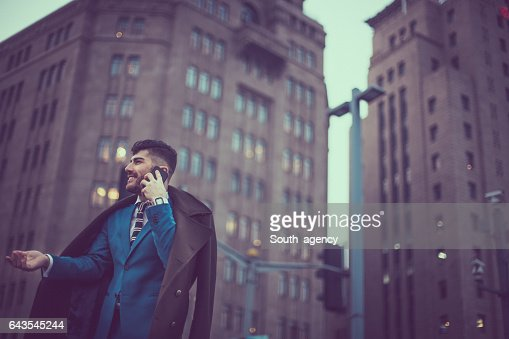 Gentleman and businessman