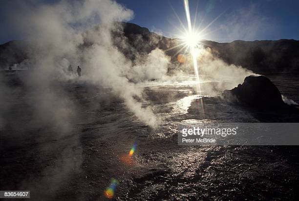 Geo Thermal hotsprings