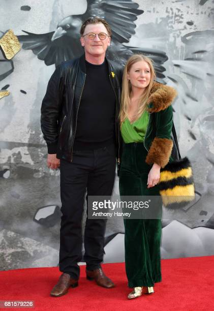 Geoff Bell attends the 'King Arthur Legend of the Sword' European premiere at Cineworld Empire on May 10 2017 in London United Kingdom