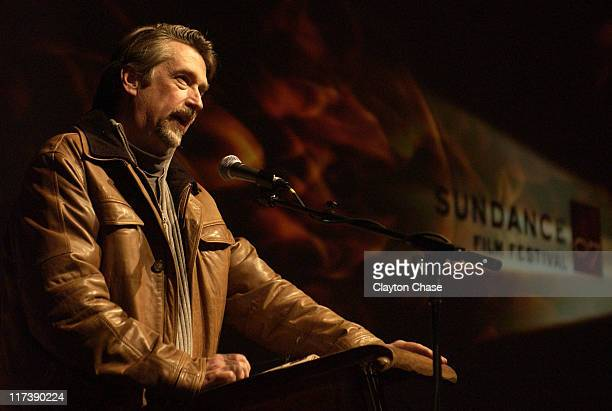 Geoff Gilmore during 2007 Sundance Film Festival 'Longford' Premiere at Eccles Theatre in Park City Utah United States