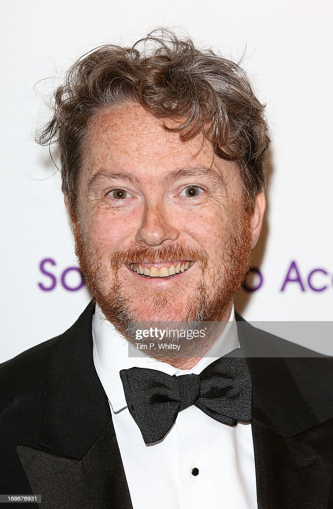 Geoff Lloyd attends the Sony Radio Academy Awards at The Grosvenor House Hotel on May 13, 2013 in London, England.