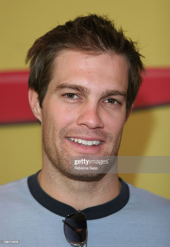 Geoff Stults at General Mills during General Mills at the 2005 Silver Spoon PreGolden Globe Hollywood Buffet at Private Event in West Hollywood CA...