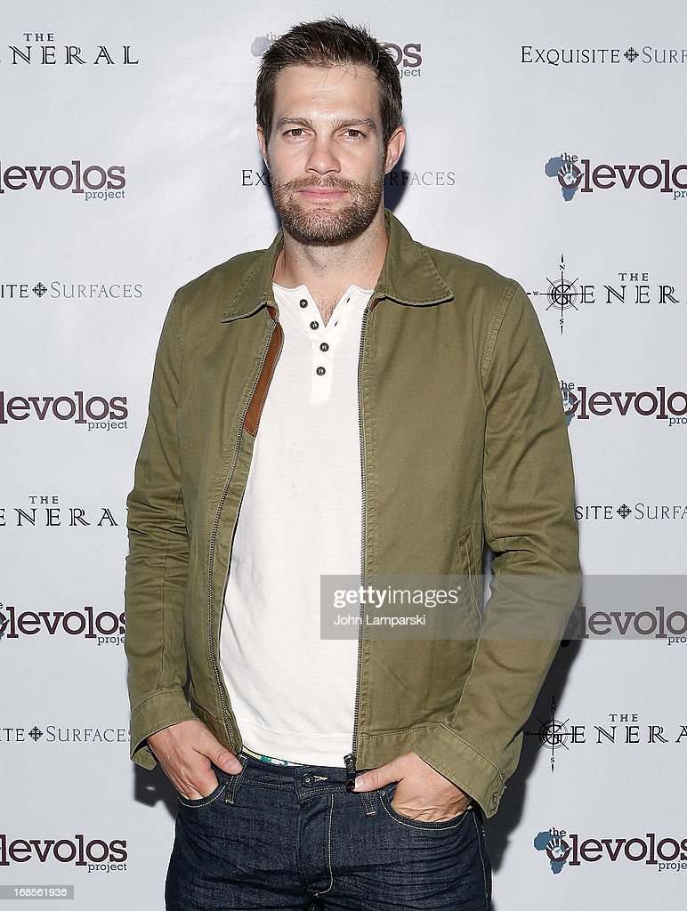 <a gi-track='captionPersonalityLinkClicked' href=/galleries/search?phrase=Geoff+Stults&family=editorial&specificpeople=228938 ng-click='$event.stopPropagation()'>Geoff Stults</a> attends The Second Annual Olevolos Project Fundraiser at The General on May 11, 2013 in New York City.