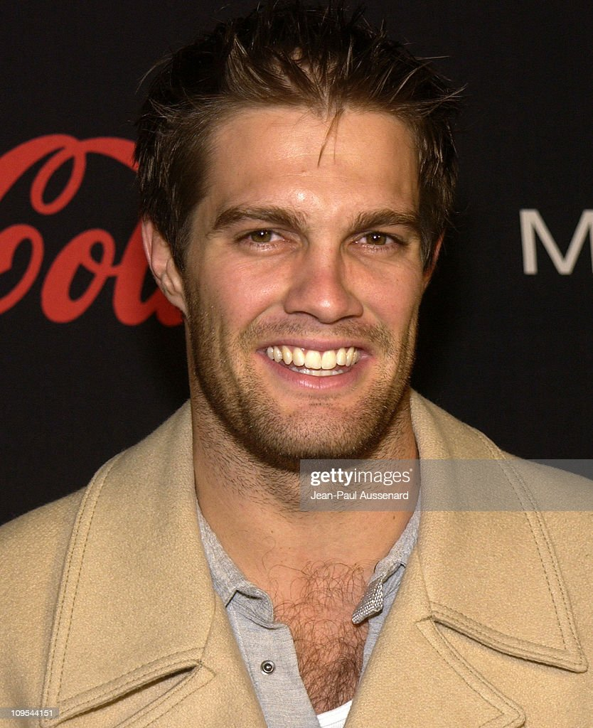 Geoff Stults during Teen People and Universal Records Honor Nelly as the 2002 Artist of the Year Arrivals at Ivar in Hollywood California United...