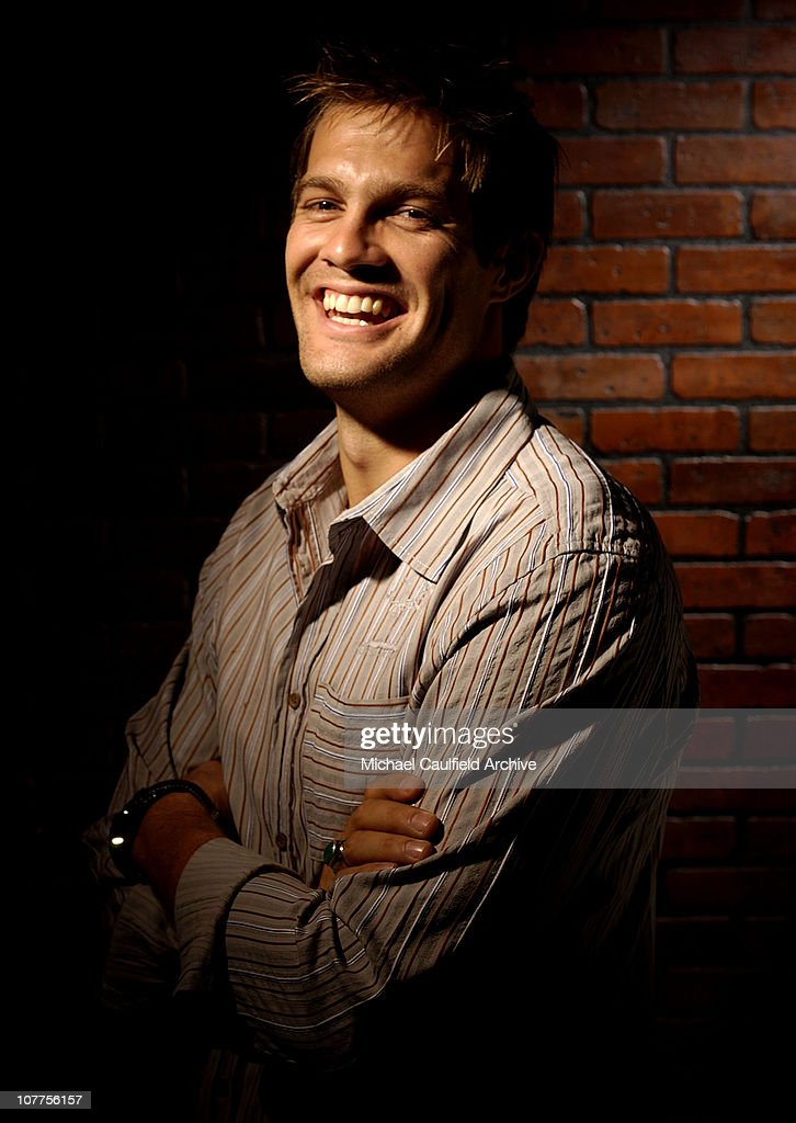 Geoff Stults in 'DEBS' during CineVegas 2004 Portrait Studio Day 1 at The Palms Hotel in Las Vegas California United States