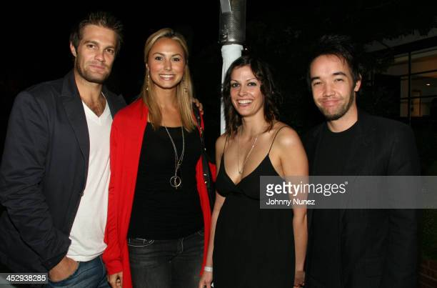 Geoff Stults Stacy Keibler Christiana Lund and Doug Robb