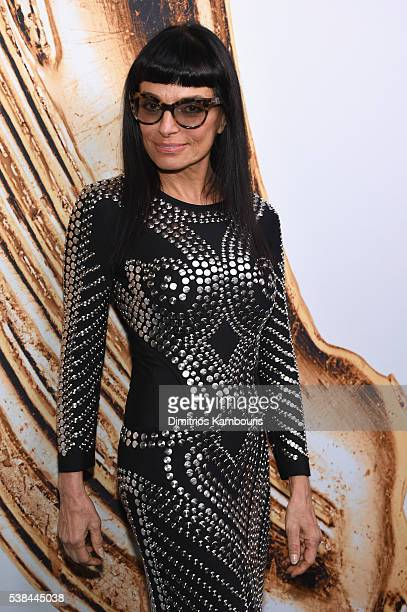 Norma Kamali Stock Photos and Pictures