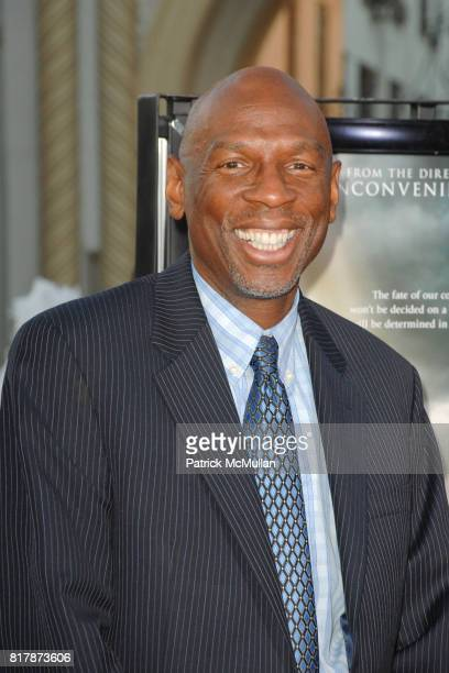 Geoffrey Canada attends Waiting For 'Superman' Premiere at Paramount Theatre on September 20 2010 in Hollywood California