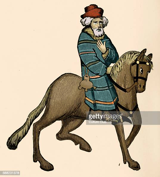 the character of chaunticleer in geoffrey chaucers canterbury tales 'the canterbury tales' by geoffrey chaucer (c1345-1400) was enormously popular in medieval england, with over 80 copies in existence from the 1500s.
