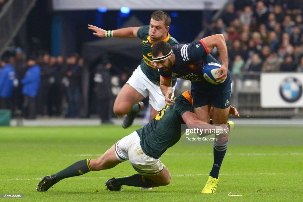 France v South Africa - International Match