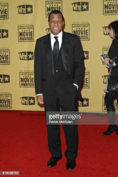 Geoffrey Fletcher attends 2010 Critics Choice Awards at The Palladium on January 15 2010 in Hollywood California
