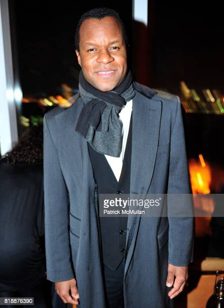 Geoffrey Fletcher attends NOWNESS Presents the New York Premiere of JeanMichel Basquiat The Radiant Child at MoMa on April 27 2010 in New York City