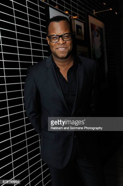 Geoffrey Fletcher attends The Cinema Society hosts a screening of Marvel Studios' 'Guardians Of The Galaxy Vol 2' After Party at The Skylark on May 3...