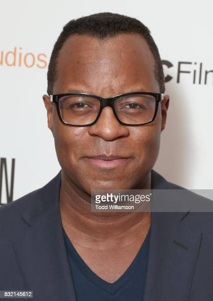 Geoffrey Fletcher attends the Crown Heights New York premiere at The Metrograph on August 15 2017 in New York City