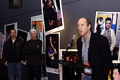 Geoffrey Gilmore Ken Brecher and Doron Weber during 2005 Sundance Film Festival Alfred P Sloan Foundation Reception at Kimball Arts Center in Park...