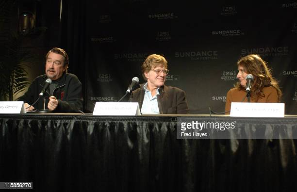 Geoffrey Gilmore Robert Redford and Nicole Holofcenor