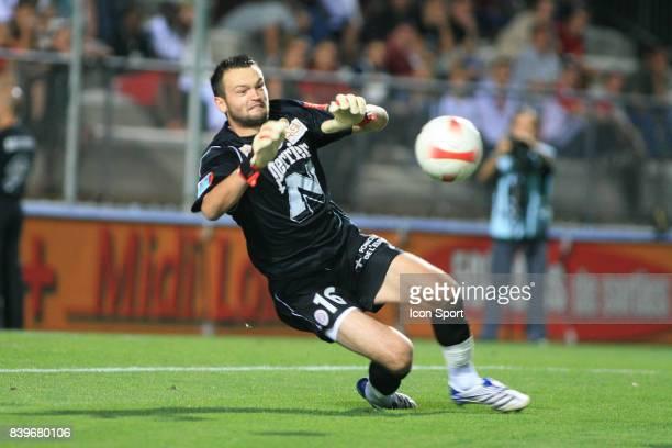 Geoffrey JOURDREN Montpellier / Ajaccio 5e journee de Ligue 2