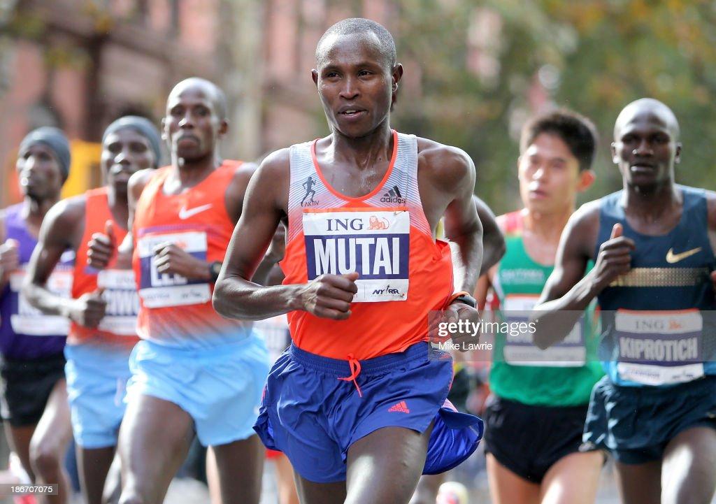 2013 ING New York City Marathon