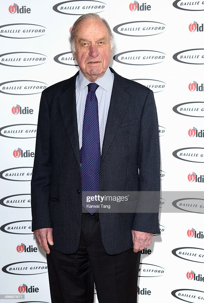 <a gi-track='captionPersonalityLinkClicked' href=/galleries/search?phrase=Geoffrey+Palmer&family=editorial&specificpeople=1814693 ng-click='$event.stopPropagation()'>Geoffrey Palmer</a> attends the Oldie of the Year awards at Simpsons in the Strand on February 4, 2014 in London, England.