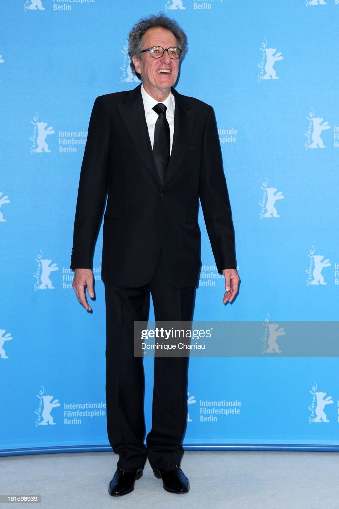<a gi-track='captionPersonalityLinkClicked' href=/galleries/search?phrase=Geoffrey+Rush&family=editorial&specificpeople=201849 ng-click='$event.stopPropagation()'>Geoffrey Rush</a> attends 'The Best Offer' Photocall during the 63rd Berlinale International Film Festival at the Grand Hyatt Hotel on February 12, 2013 in Berlin, Germany.