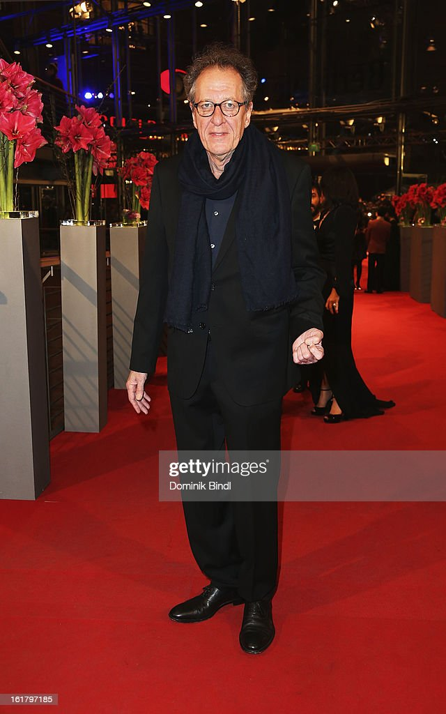 <a gi-track='captionPersonalityLinkClicked' href=/galleries/search?phrase=Geoffrey+Rush&family=editorial&specificpeople=201849 ng-click='$event.stopPropagation()'>Geoffrey Rush</a> attends the Closing Ceremony of the 63rd Berlinale International Film Festival at Berlinale Palast on February 14, 2013 in Berlin, Germany.