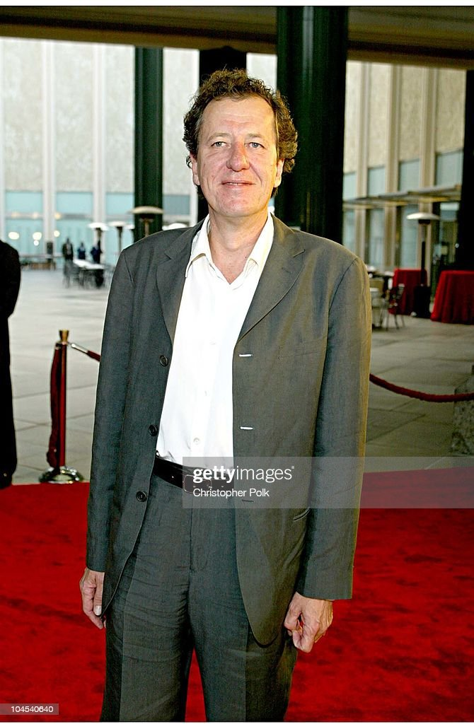 Geoffrey Rush during 'Frida' Premiere - Arrivals at Los Angeles County Museum of Art in Los Angeles, CA, United States.