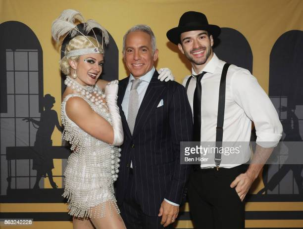 Geoffrey Zakarian attends City Harvest's 23rd Annual BID at Metropolitan Pavilion on October 19 2017 in New York City