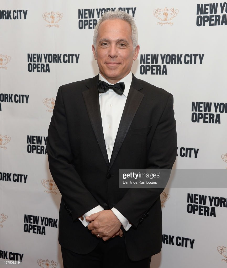 Geoffrey Zakarian attends the 2013 New York City Opera Spring Gala at New York City Center on April 25, 2013 in New York City.
