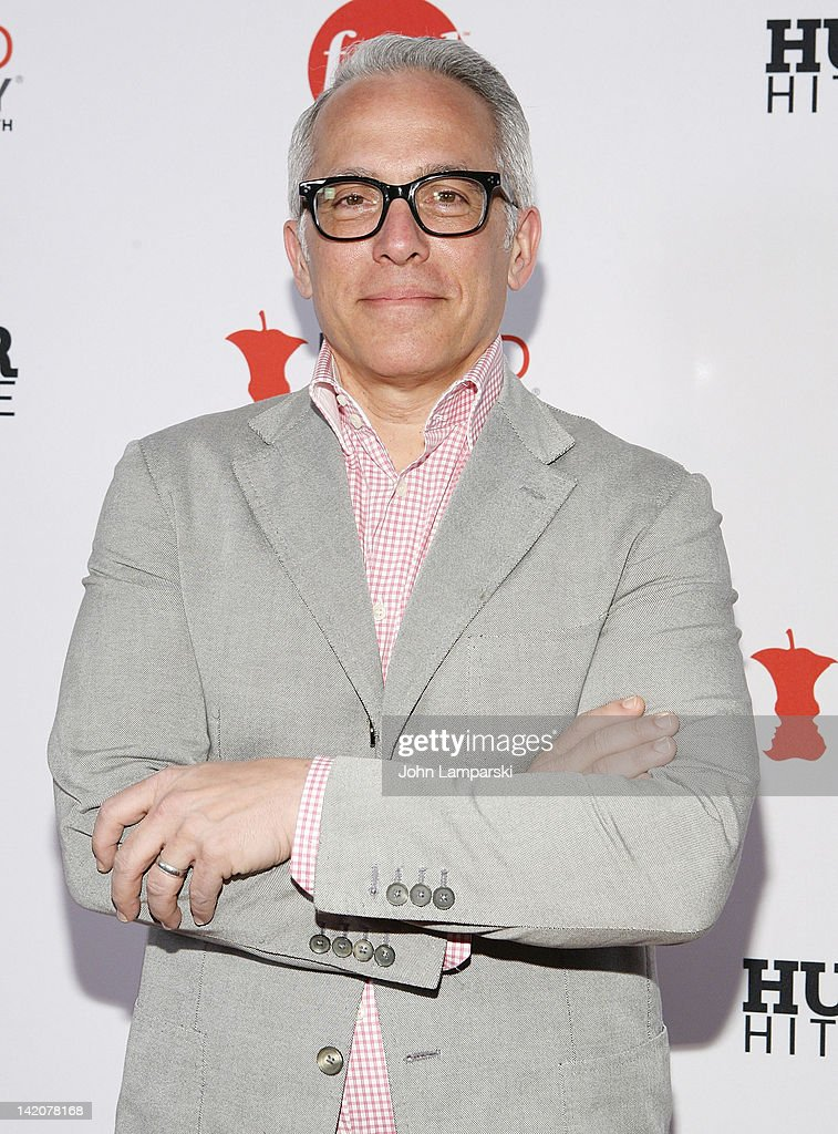 Geoffrey Zakarian attends the 'Hunger Hits Home' screening at the Hearst Screening Room on March 29, 2012 in New York City.